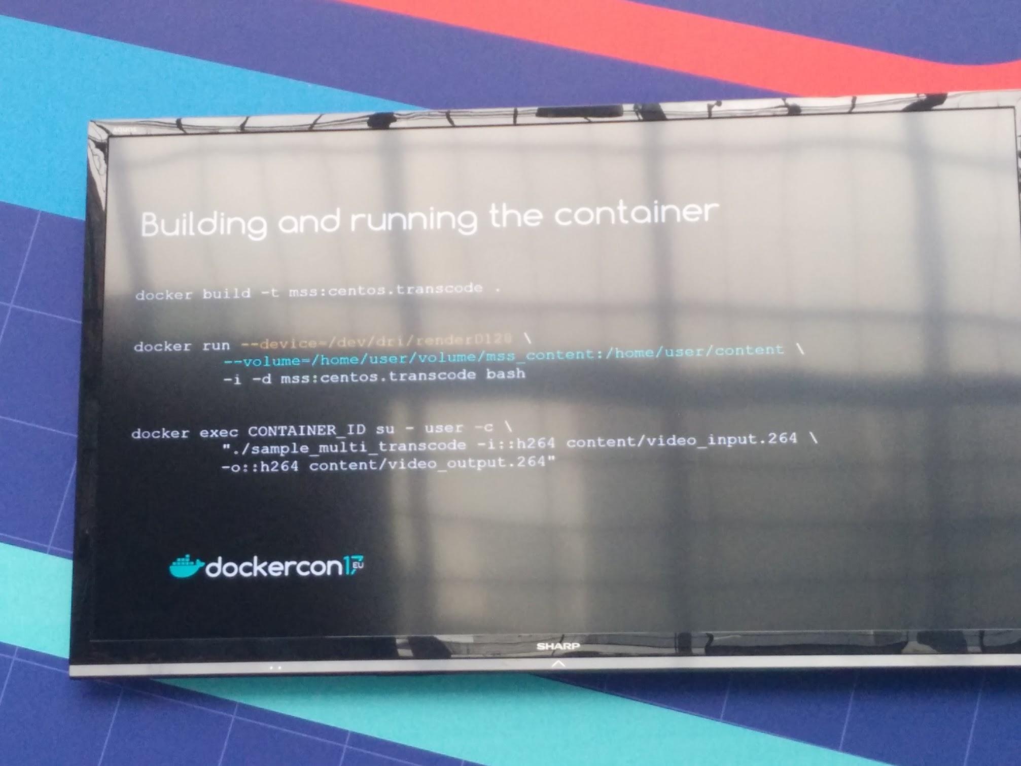DockerConEU 2017 : wrap upAnthony Dahanne's blog | Anthony